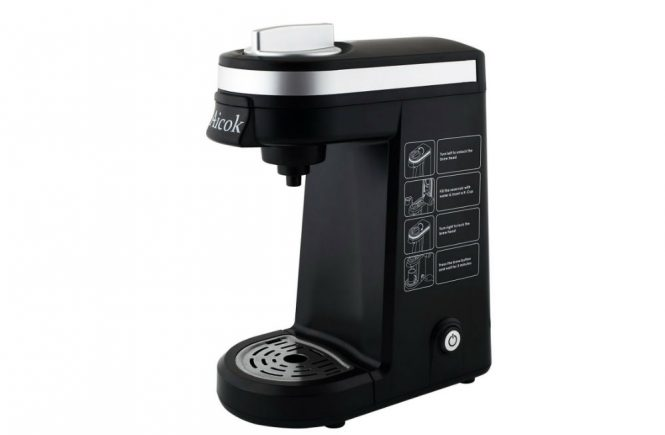 Aicok Single Serve Coffeemaker Review