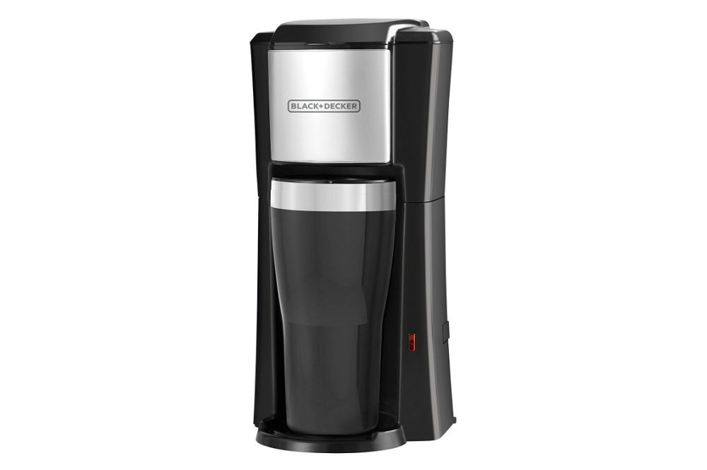 K Cup Coffee Maker Ratings : BLACK+DECKER CM618 Single Serve Coffee Maker Review One Single Cup