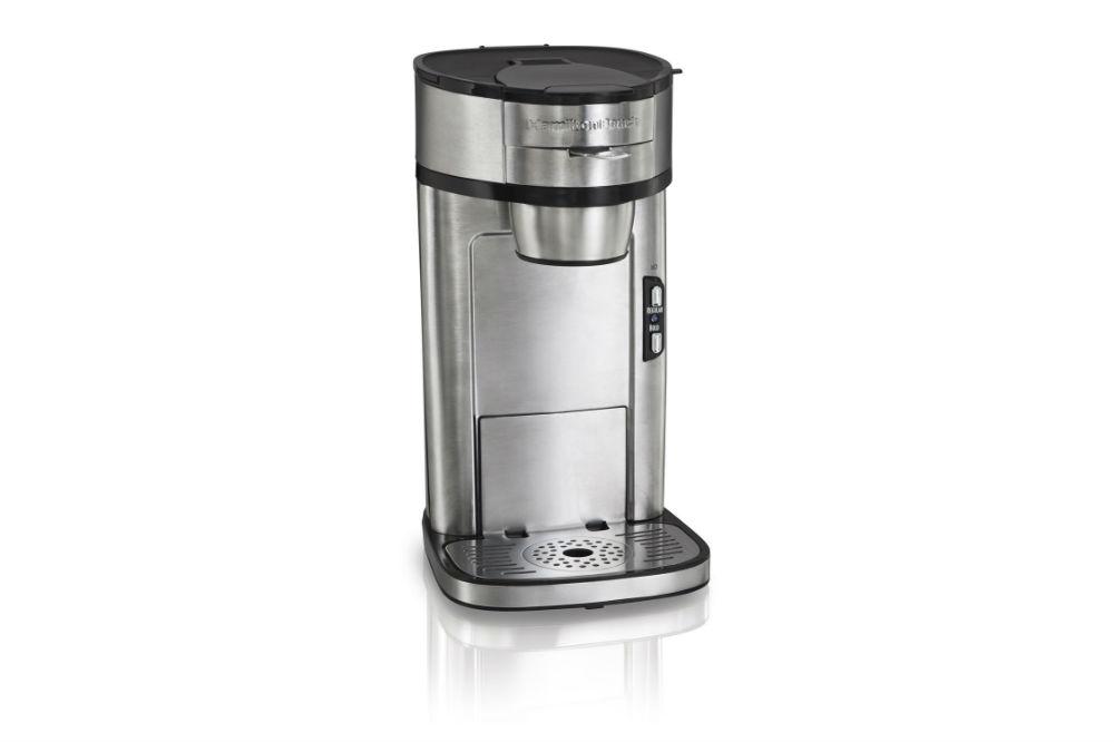 Hamilton Beach 49981a Single Serve Coffee Maker Review
