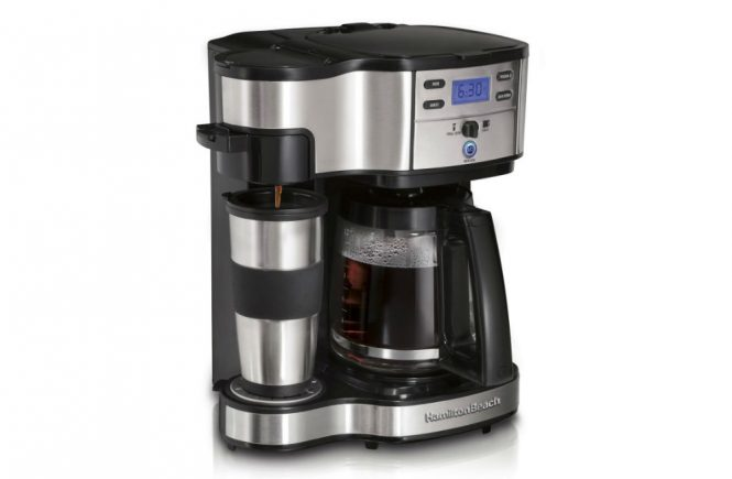 Hamilton Beach Single Serve 49980A Coffee Brewer and Coffee Maker Full Pot Review