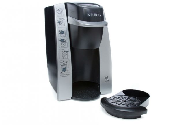 Keurig K-Cup in Room Brewing System Review