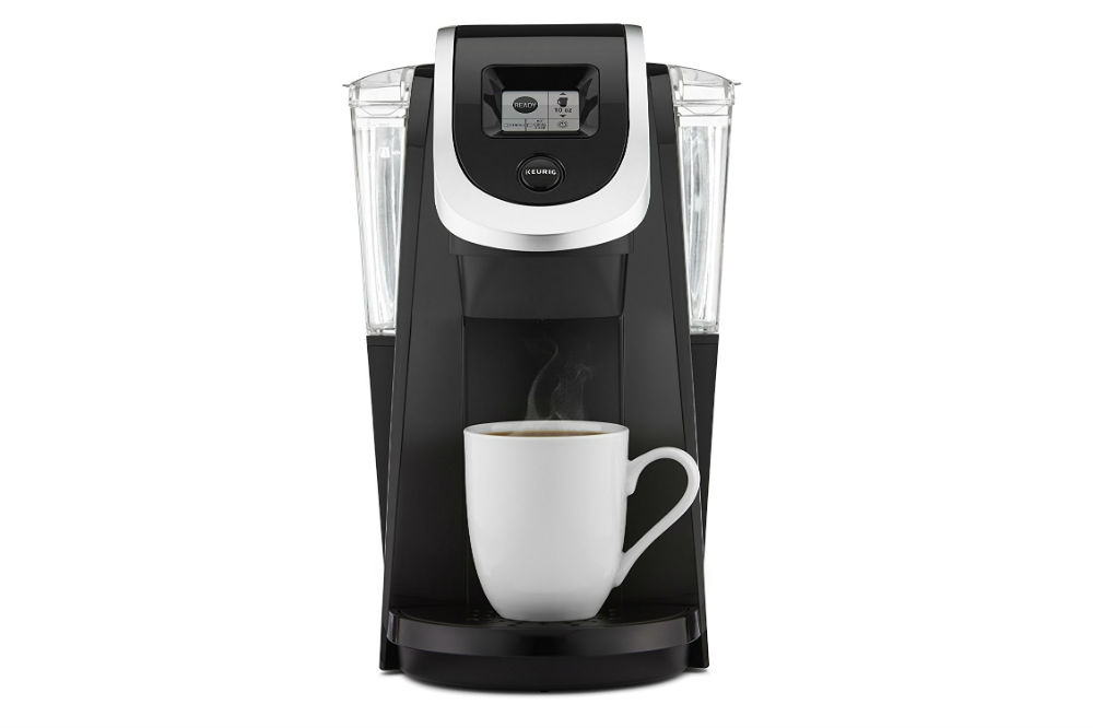 Keurig Coffee Maker Not Enough Water : Keurig K250 Coffee Maker Review One Single Cup