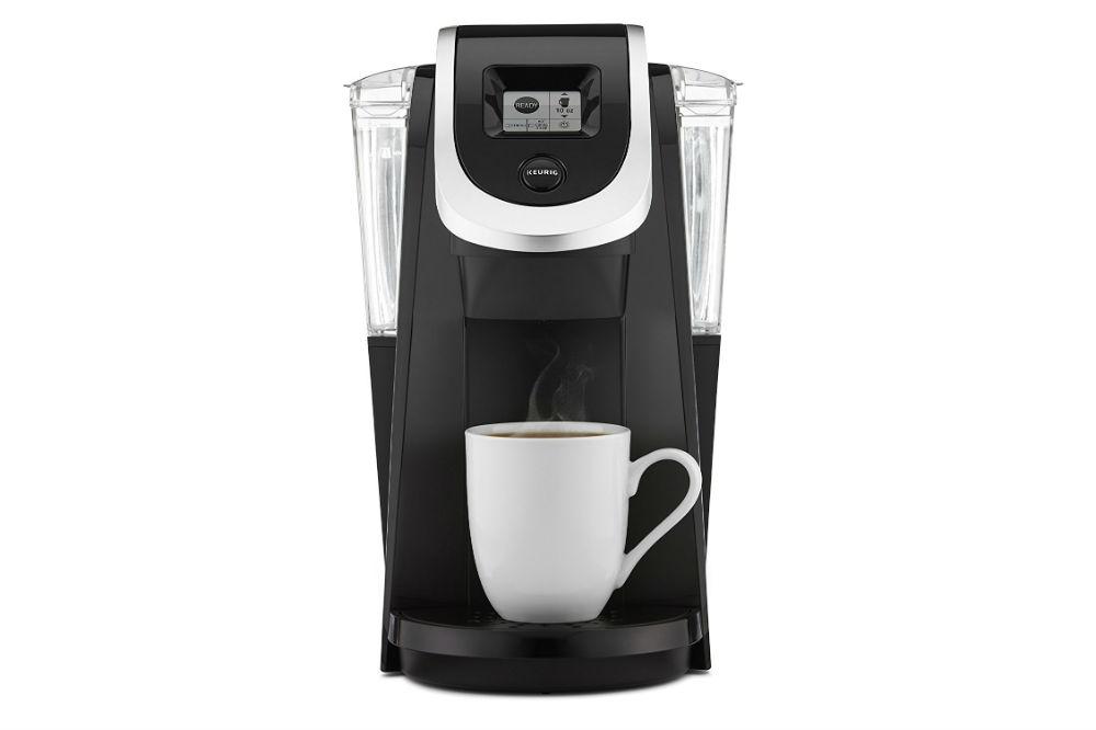 Keurig Coffee Maker Not Enough Water : Keurig K250 Coffee Maker Review One Single Cup