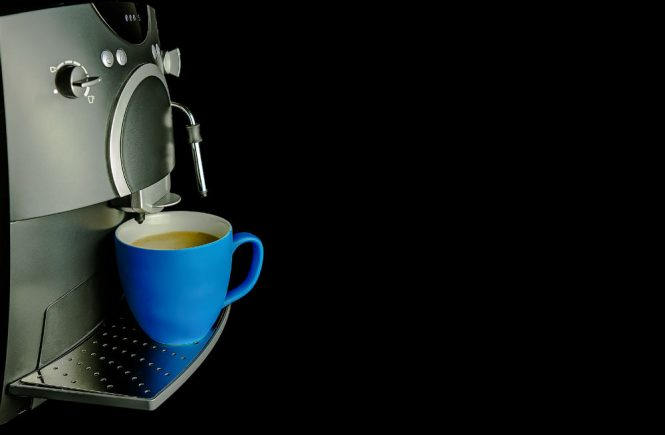 Making Coffee with a Single Cup Maker