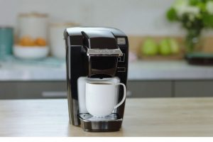 Keurig K15 Platinum Coffee Maker Review