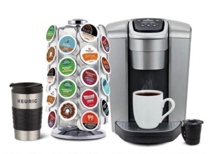 Keurig Elite Coffee Machine Review