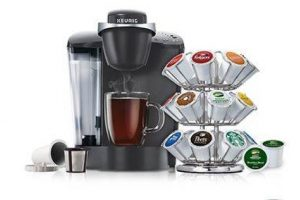 Keurig k55 Classic Single Serve Coffeemaker Review