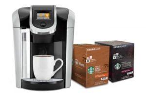 Keurig K575 Single Serve Coffee maker Review