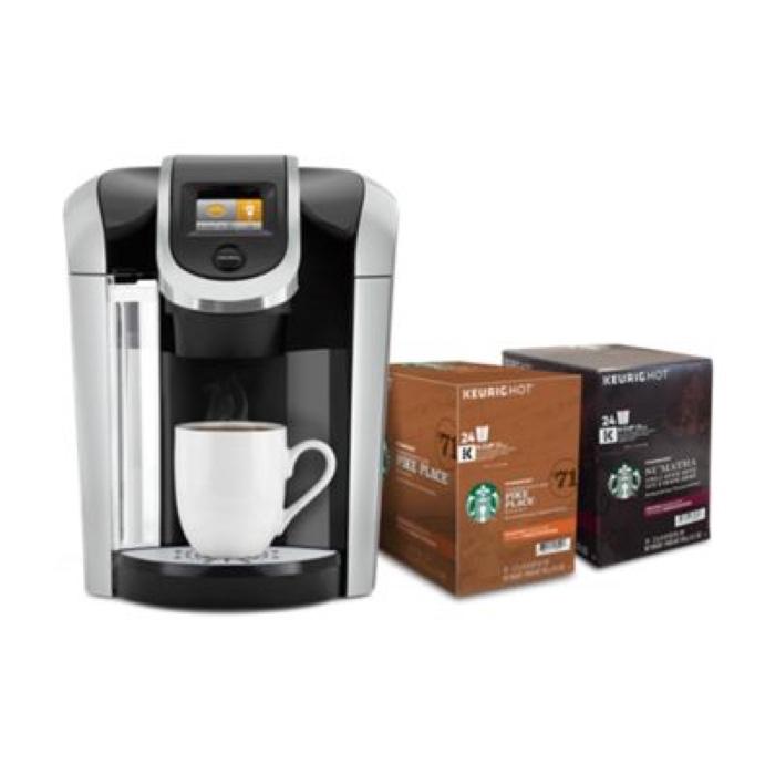 Keurig K575 Single Serve Coffee Maker One Single Cup