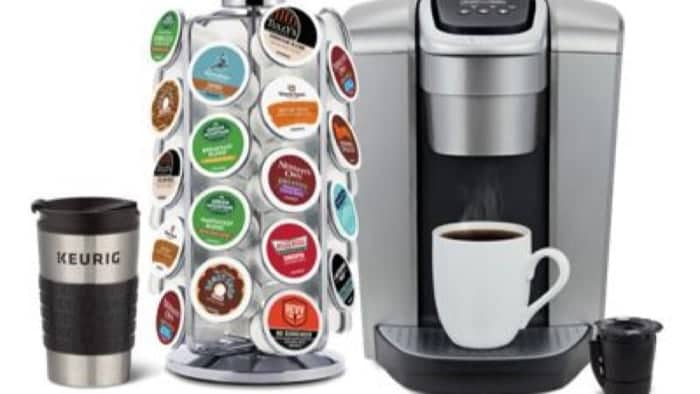 Keurig K-Elite Coffee Machine Review